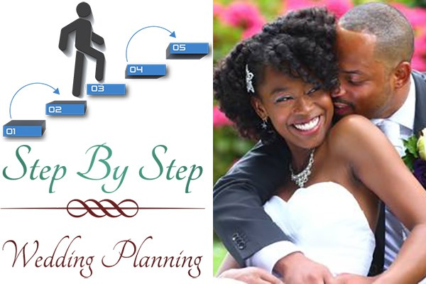 Step by Step Wedding Planning Guide